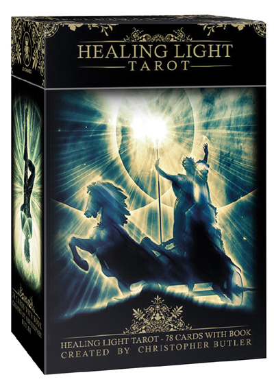 Image of   Healing Light Tarot