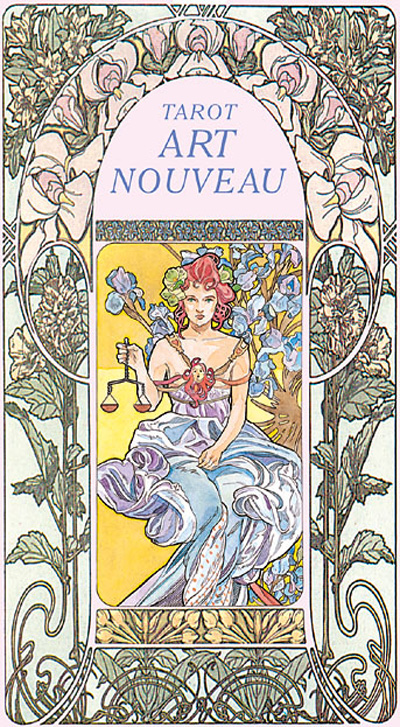 Image of   Tarot Art Nouveau