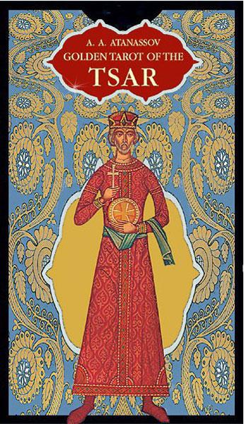 Image of   Golden Tarot of the Tsar