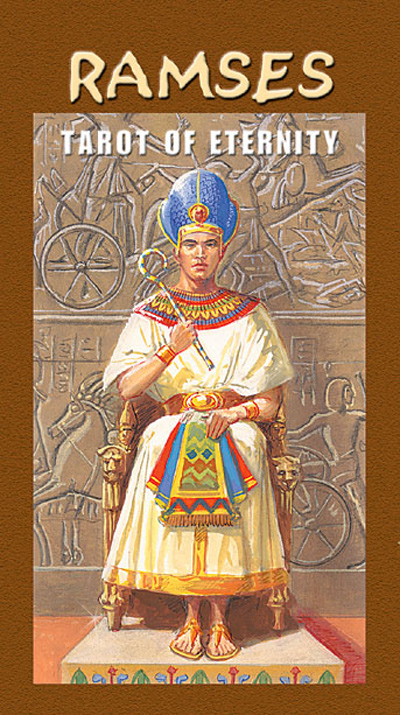 Image of   Ramses - Tarot of Eternity