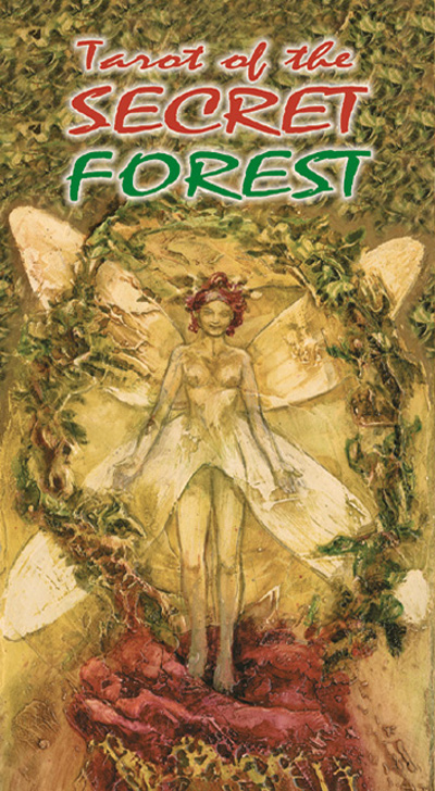 Image of   Tarot of the Secret Forest