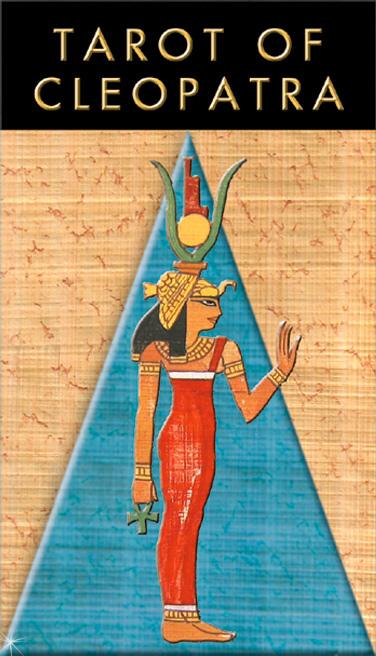 Image of   Cleopatra Tarot