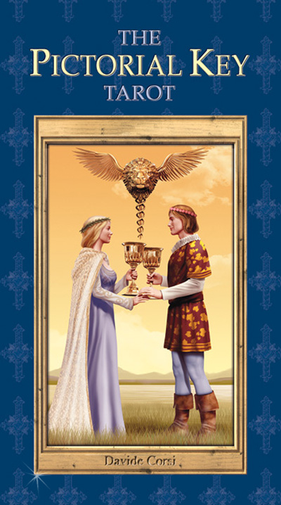 Image of   The Pictorial Key Tarot