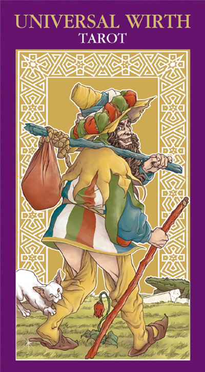 Image of   Universal Wirth Tarot