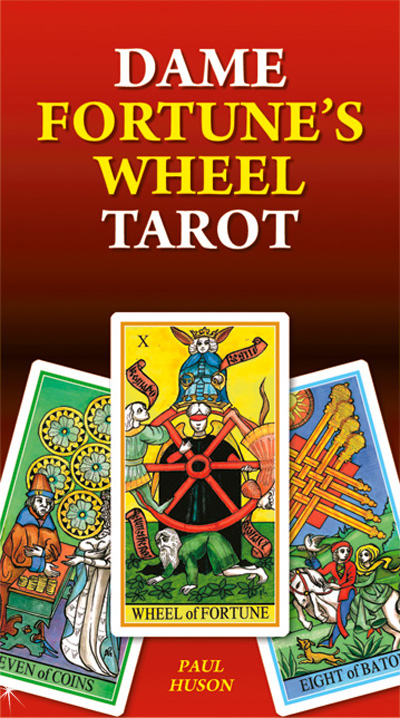Image of   Dame Fortunes Wheel Tarot