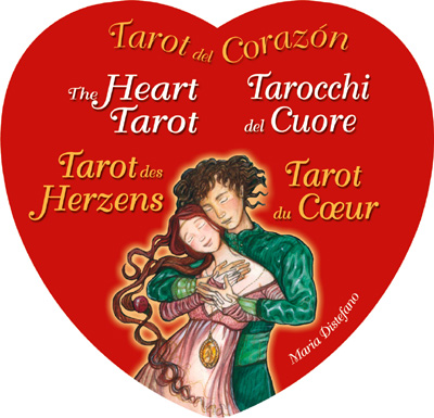 Image of   The Heart Tarot