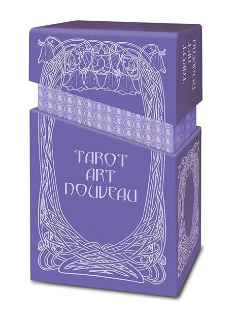 Image of   Art Nouveau Tarot - Premium