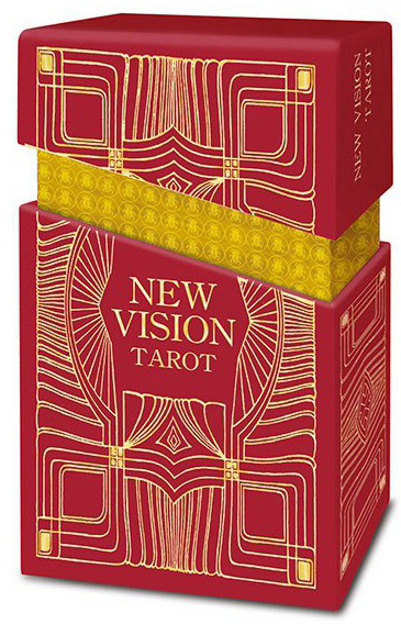 Image of   New Vision Tarot - Premium