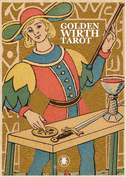 Image of   Golden Wirth Tarot