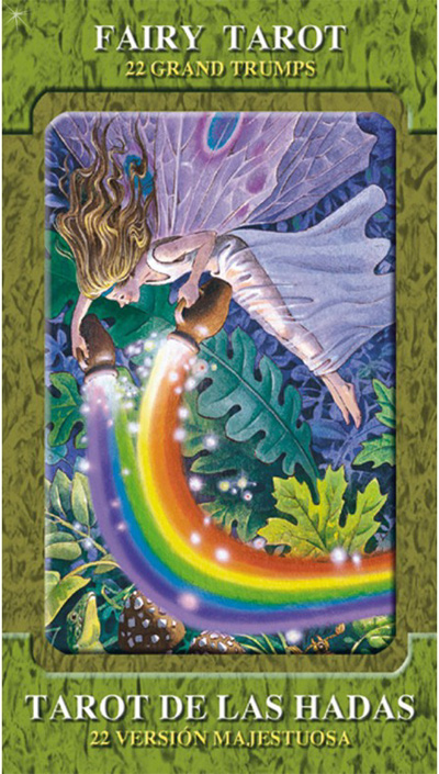 Image of   Fairy Tarot Grand Trumps