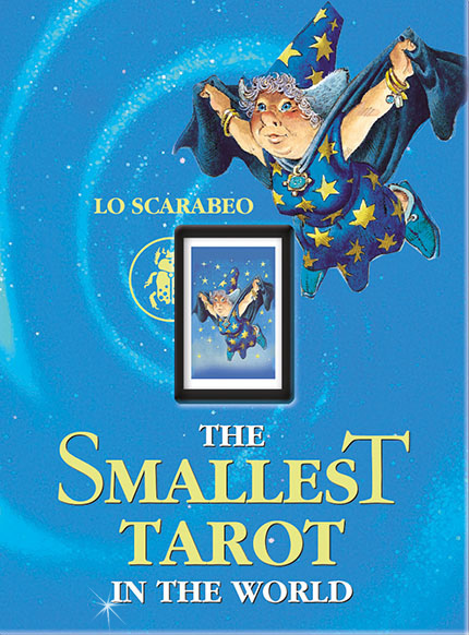 Image of   The Smallest Tarot in the World