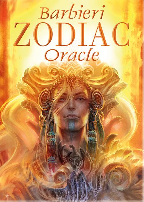 N/A Barbieri zodiac oracle på bog & mystik