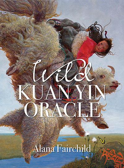 N/A Wild kuan yin oracle fra bog & mystik