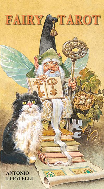 Image of   Fairy Tarot