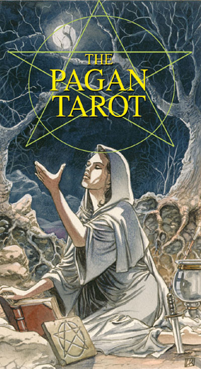 Image of   Pagan Tarot