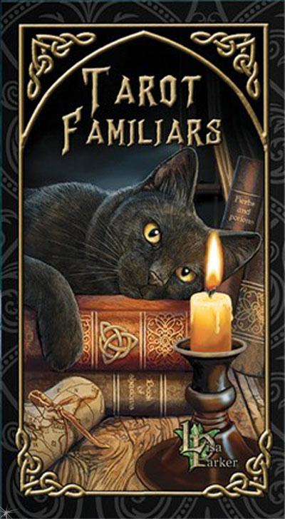 Image of   Familiars Tarot