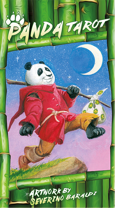 Image of   Panda Tarot