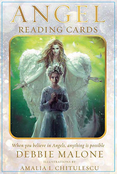 Image of   Angel Reading Cards