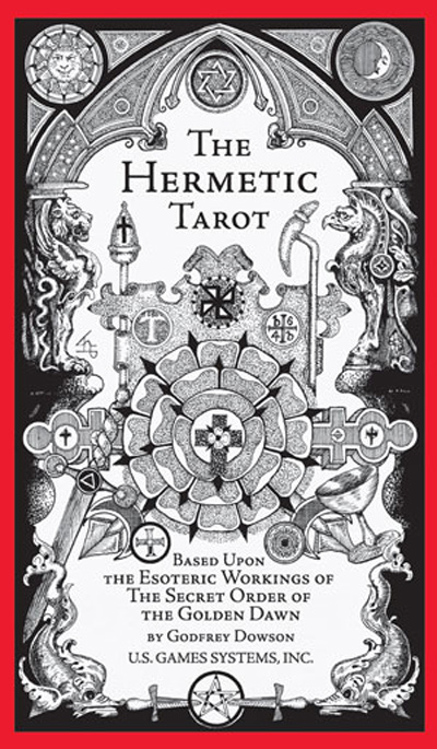 Image of   Hermetic Tarot