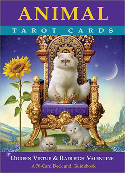 Image of   Animal Tarot Cards