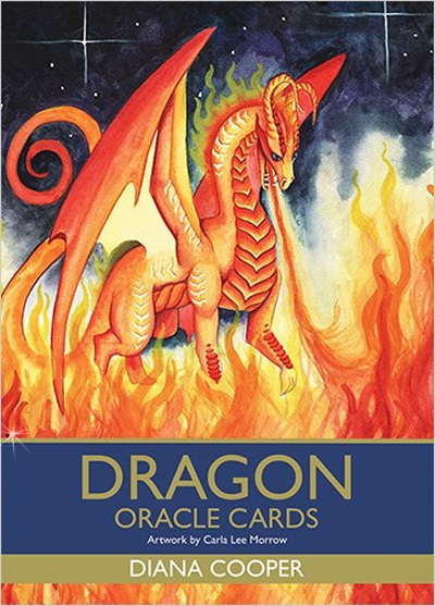 Image of   Dragon Oracle Cards