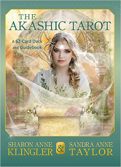 Image of   The Akashic Tarot