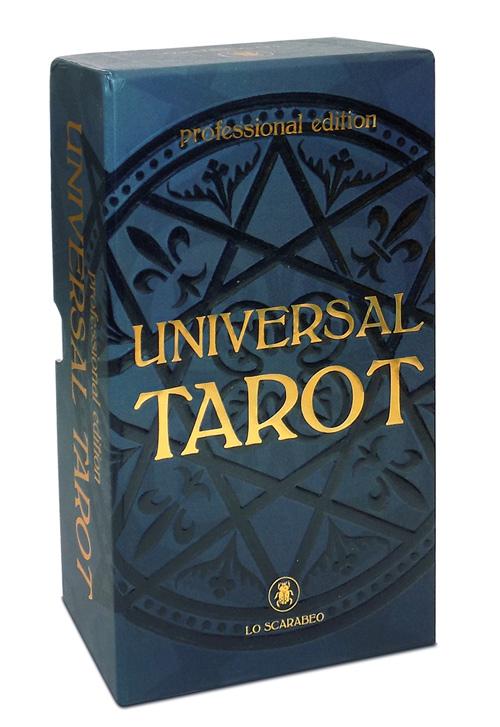 Image of   Universal Tarot - Professional Ed