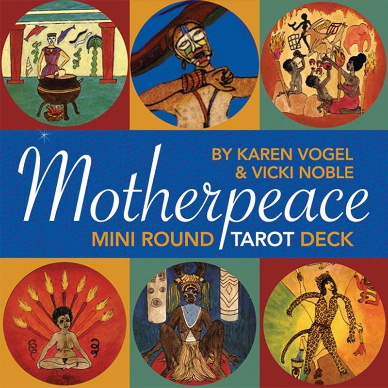 Image of   Motherpeace Round Tarot - Mini