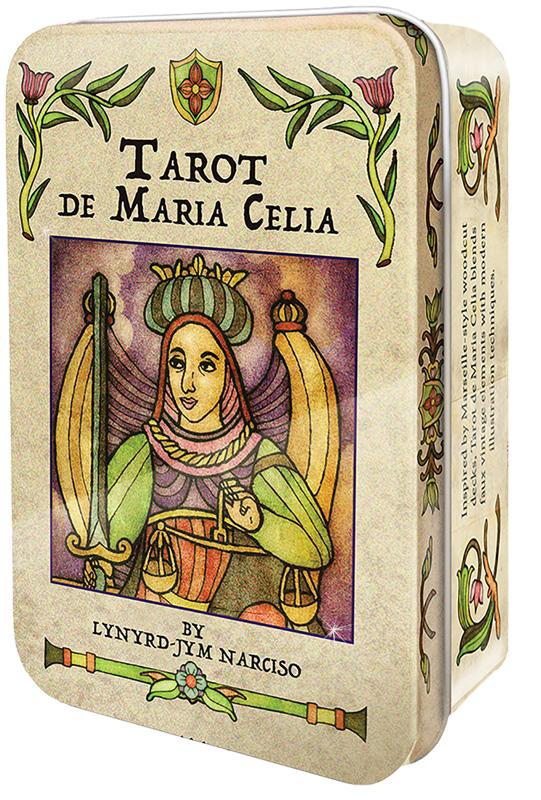 Image of   Tarot de Maria Celia