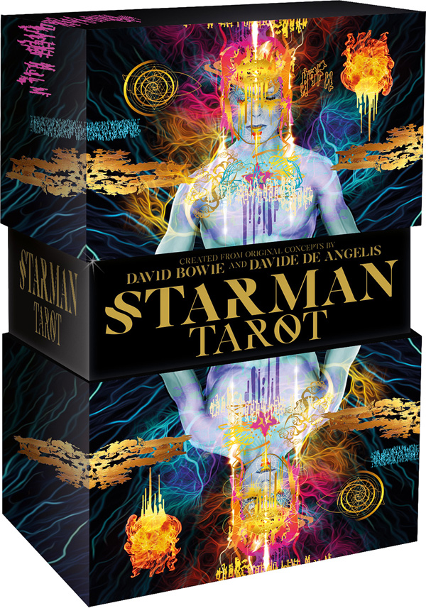 Image of   Starman Tarot