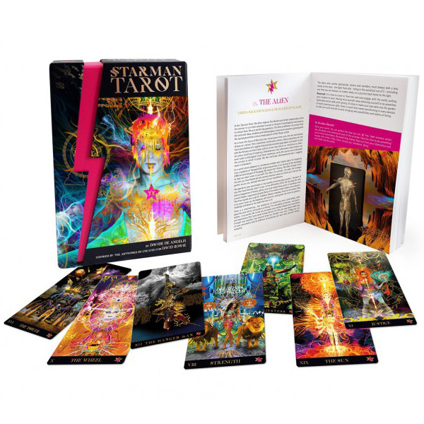 Image of   Starman Tarot - Kit