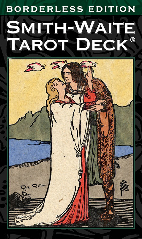 Image of   Smith-Waite Tarot Borderless
