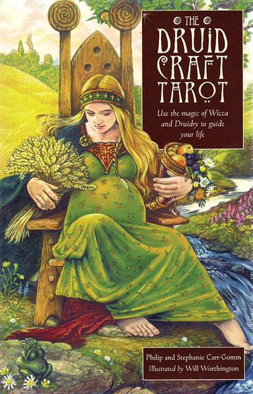 Image of   The Druidcraft Tarot
