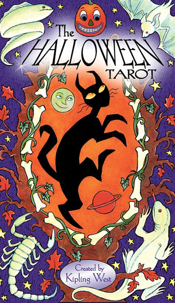 Image of   Halloween Tarot