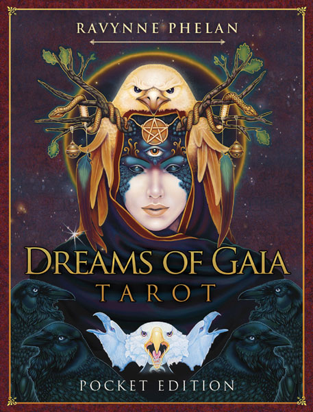 Image of   Dreams Of Gaia Tarot - Pocket