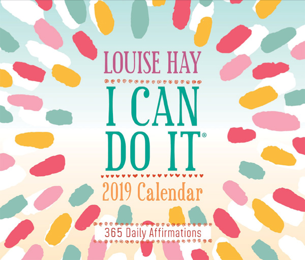 I Can Do It - 2019 kalender - Louise L Hay