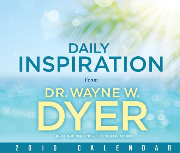 Daily Inspiration - 2019 kalender - Wayne W. Dyer