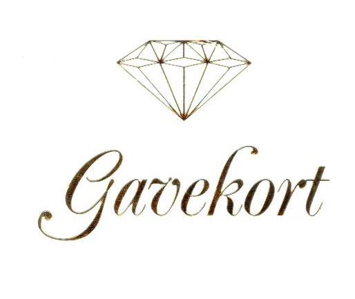 Image of   Gavekort kr 150,-