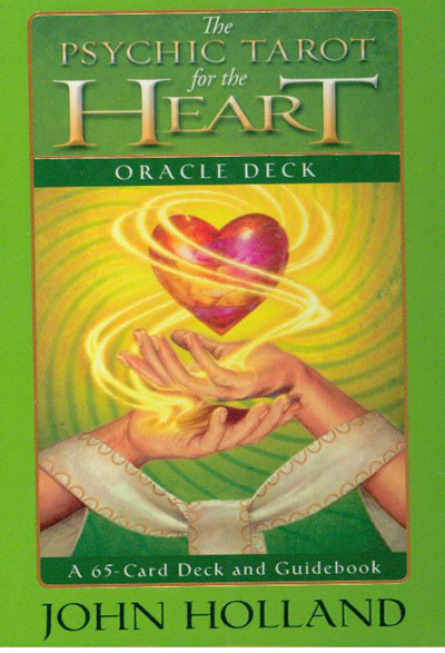Image of   The Psychic Tarot for the Heart Oracle Card Deck