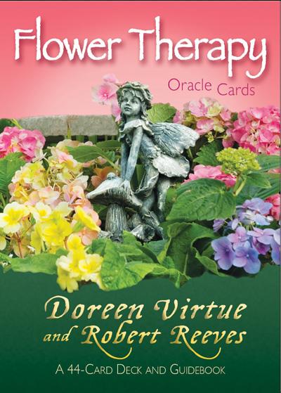 N/A Flower therapy oracle cards fra bog & mystik