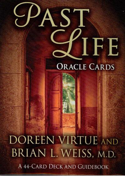 N/A – Past life oracle cards - doreen virtue og brian weiss fra bog & mystik