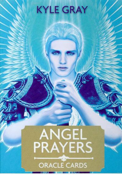 Angel prayers oracle cards - kyle gray fra N/A fra bog & mystik