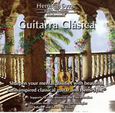 Guitarra clã¡sica - hemi-sync fra N/A fra bog & mystik