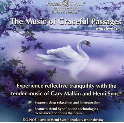 N/A – The music of graceful passages - hemi-sync på bog & mystik