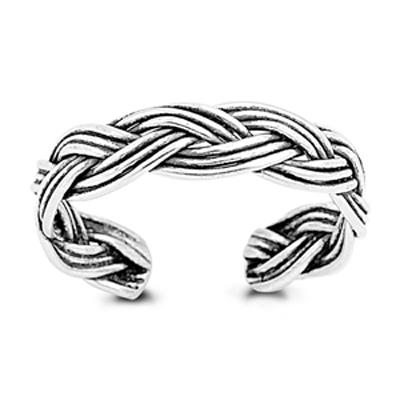 Tåring med Keltisk knudemønster