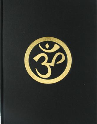 Notesbog med aum symbolet fra N/A på bog & mystik
