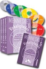 N/A Mennesket og virkeligheden - dvd audio kursus på bog & mystik
