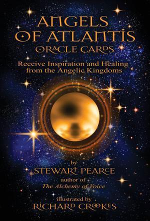 Angels of atlantis oracle cards - m/dansk brugervejl fra N/A fra bog & mystik