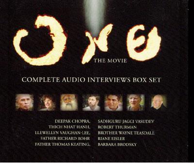 One - interview cder - 10 samtaler på engelsk fra N/A fra bog & mystik