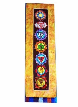 N/A – Chakra banner fra bog & mystik